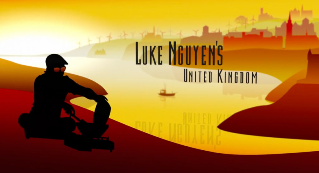 UK Fixer recent work on Luke Nguyen's United Kingdom