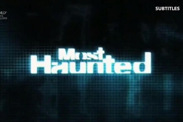 UK Fixer recent work on Most Haunted Live 2015