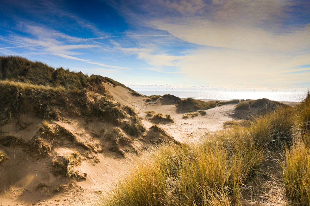 Manchester Fixer Formby Beach Location Film Permitting in Liverpool