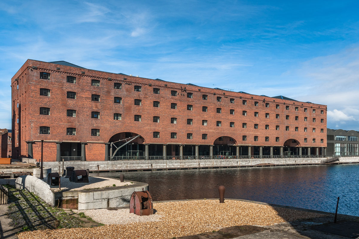 Manchester Fixer Stanley Dock Location Film Permitting in Liverpool